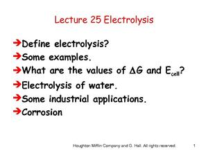 Printables Houghton Mifflin Company Worksheets houghton mifflin company lesson plans worksheets lecture 25 electrolysis
