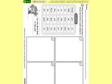 Lemonade Girl Worksheet