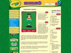 Leprechaun Legends Lesson Plan