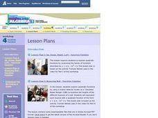 Lesson Plan 1: Up, Down, Right, Left - Function Families Lesson Plan