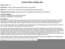 Lesson Plan on http site. Lesson Plan