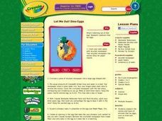 Let Me Out! Dino Eggs Lesson Plan