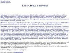 Let's Create a Picture Lesson Plan