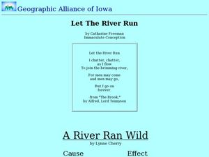 Let the River Run Lesson Plan