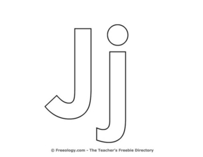 Letter Jj Worksheet