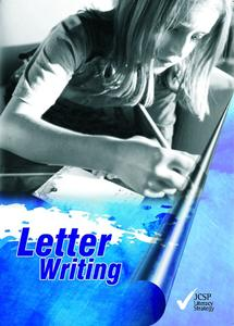 Letter Writing Worksheet