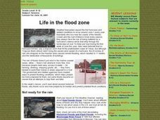 Life In the Flood Zone Lesson Plan