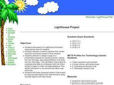 Lighthouse Project Lesson Plan