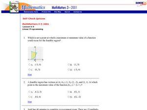 Printables Linear Programming Worksheet collection of linear programming worksheets bloggakuten 10th 12th grade worksheet lesson planet