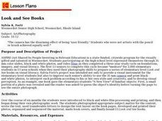 Look and See Books Lesson Plan