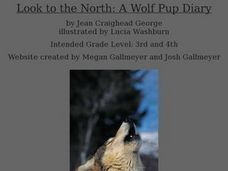 Look to the North: A Wolf Pup Diary Lesson Plan