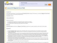 Magnetic Force Field Lesson Plan