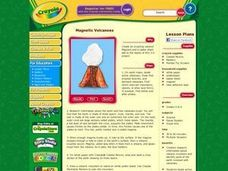 Magnetic Volcanoes Lesson Plan