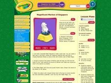 Magnificent Merlion Of Singapore Lesson Plan