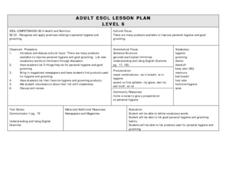 Maintaining Good Personal Hygiene Lesson Plan