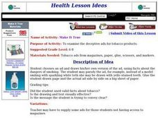 Make It True Lesson Plan