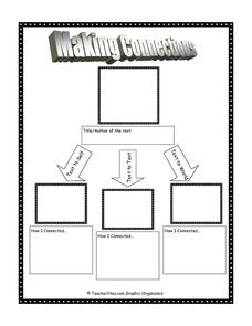 making connections 3rd 10th grade worksheet lesson planet. Black Bedroom Furniture Sets. Home Design Ideas