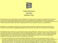 Making Mind Movies Lesson Plan