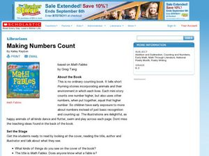Making Numbers Count Lesson Plan