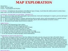 Map Exploration Lesson Plan