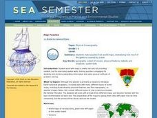 Map Puzzles Lesson Plan