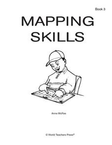 Mapping Skills - Historical Places Worksheet