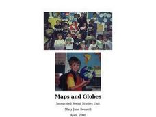 Maps and Globes Lesson Plan