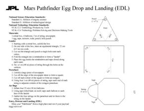 mars landing plan - photo #34
