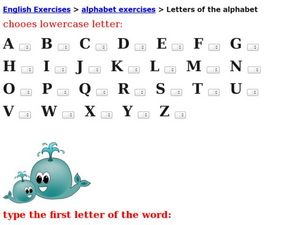 Match Upper and Lower Case Letters Worksheet