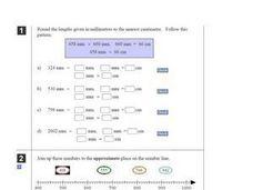 Math Skills Review Worksheet