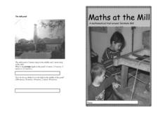 Maths at the Mill; A Mathematical Trail Around Sarehole Mill Worksheet