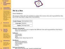 Me in a Box - Exploring Your Identity Lesson Plan