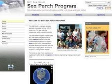 Measurement of the Depth of the Ocean Lesson Plan