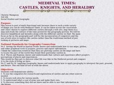 Medieval Times: Castles, Knights, and Heraldry Lesson Plan