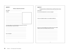 Medieval Times Lesson Plan