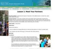 Meet Your Partners Lesson Plan