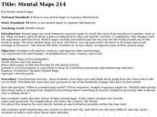 Mental Maps Lesson Plan