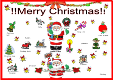 Merry Christmas!! Worksheet