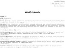 Mindful Murals Lesson Plan