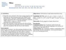 Mira:  Activity 3 Lesson Plan