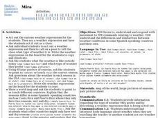 Mira:  Activity 8 Lesson Plan