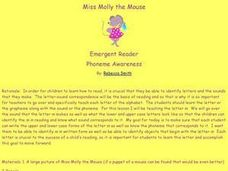 Miss Molly the Mouse Lesson Plan