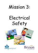 Worksheets Electrical Safety Worksheet mission 3 electrical safety 3rd 4th grade worksheet lesson planet worksheet