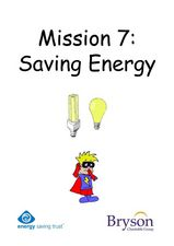 Mission 7: Saving Energy Worksheet