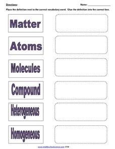Printables Mixtures And Solutions Worksheets mixtures solutions and matter 7th 9th grade worksheet lesson worksheet