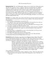 mla documentation exercises 9th 12th grade worksheet lesson planet. Black Bedroom Furniture Sets. Home Design Ideas