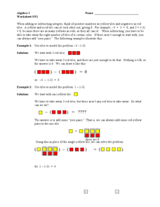 subtracting integers word problems 8th grade 1000 ideas about integers activities on pinterest. Black Bedroom Furniture Sets. Home Design Ideas