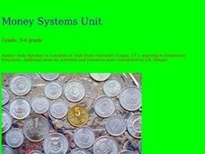 Money Systems Lesson Plan