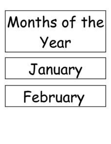 math worksheet : months of the year kindergarten  5th grade printables  template  : Months Of The Year Worksheets For Kindergarten