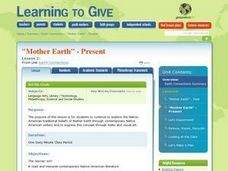 """Mother Earth"" -- Present Lesson Plan"